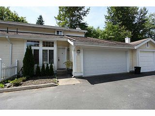 "Photo 15: 13 20761 TELEGRAPH Trail in Langley: Walnut Grove Townhouse for sale in ""WOODBRIDGE"" : MLS®# F1444209"