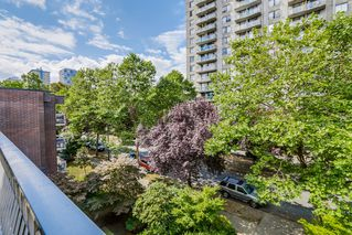 "Photo 16: 419 1655 NELSON Street in Vancouver: West End VW Condo for sale in ""Hempstead Manor"" (Vancouver West)  : MLS®# V1135578"