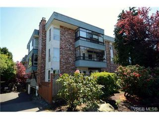 Photo 1: 302 1725 Cedar Hill Cross Road in VICTORIA: SE Mt Tolmie Condo Apartment for sale (Saanich East)  : MLS®# 359574