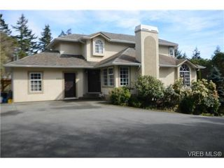 Photo 3: 4910 Rocky Point Road in VICTORIA: Me Rocky Point Single Family Detached for sale (Metchosin)  : MLS®# 364032