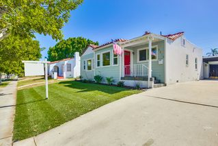 Photo 2: NORMAL HEIGHTS House for sale : 3 bedrooms : 4819 34th St in San Diego