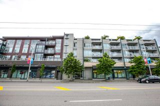 "Photo 2: 305 1680 W 4TH Avenue in Vancouver: False Creek Condo for sale in ""Mantra"" (Vancouver West)  : MLS®# R2077718"
