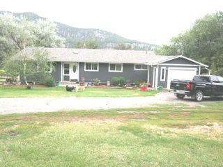 Main Photo: 8716 WESTSYDE ROAD in : Westsyde House for sale (Kamloops)  : MLS®# 135784