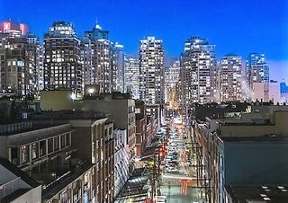 "Photo 2: 1106 388 DRAKE Street in Vancouver: Yaletown Condo for sale in ""GOVERNOR'S TOWER"" (Vancouver West)  : MLS®# R2120550"