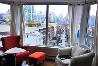 "Photo 7: 1106 388 DRAKE Street in Vancouver: Yaletown Condo for sale in ""GOVERNOR'S TOWER"" (Vancouver West)  : MLS®# R2120550"