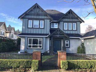 "Main Photo: 17 7071 BRIDGE Street in Richmond: McLennan North Townhouse for sale in ""CASAMORA"" : MLS®# R2127646"