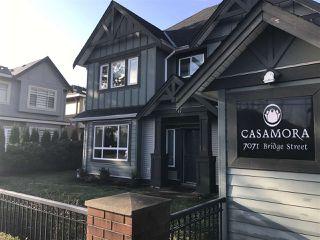 "Photo 2: 17 7071 BRIDGE Street in Richmond: McLennan North Townhouse for sale in ""CASAMORA"" : MLS®# R2127646"