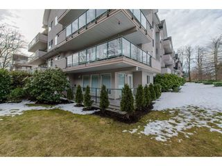 "Photo 19: 112 33738 KING Road in Abbotsford: Poplar Condo for sale in ""College Park"" : MLS®# R2138684"