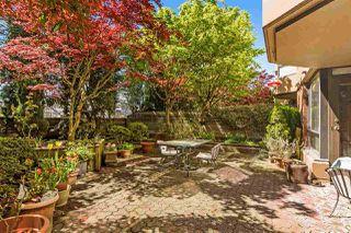 "Photo 11: 104 2140 BRIAR Avenue in Vancouver: Quilchena Condo for sale in ""Arbutus Village"" (Vancouver West)  : MLS®# R2161429"