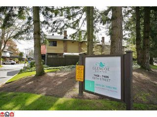 "Photo 2:  in Surrey: East Newton Townhouse for sale in ""GLENCOE ESTATES"" : MLS®# R2164669"