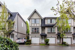 "Photo 1: 27 8775 161 Street in Surrey: Fleetwood Tynehead Townhouse for sale in ""Ballantyne"" : MLS®# R2164896"