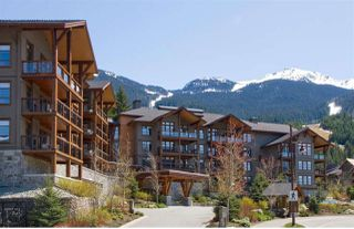 "Photo 1: 404A 2020 LONDON Lane in Whistler: Whistler Creek Condo for sale in ""EVOLUTION/WHISTLER CREEK"" : MLS®# R2178802"