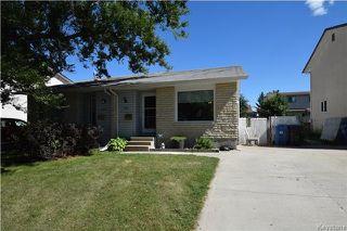Photo 1: 198 Pentland Street in Winnipeg: North Kildonan Residential for sale (3G)  : MLS®# 1720844
