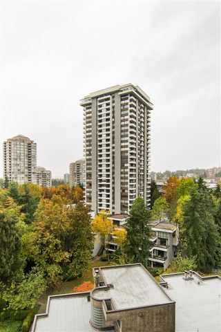 Main Photo: 703 3970 CARRIGAN Court in Burnaby: Government Road Condo for sale (Burnaby North)  : MLS®# R2218805