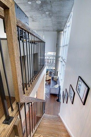 Photo 13: 526 5 Hanna Avenue in Toronto: Niagara Condo for sale (Toronto C01)  : MLS®# C3996505
