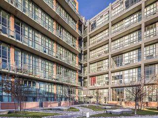 Photo 1: 526 5 Hanna Avenue in Toronto: Niagara Condo for sale (Toronto C01)  : MLS®# C3996505