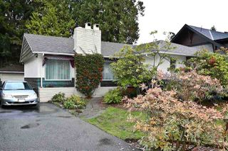 Photo 1: 5738 WALLACE Street in Vancouver: Southlands House for sale (Vancouver West)  : MLS®# R2236320