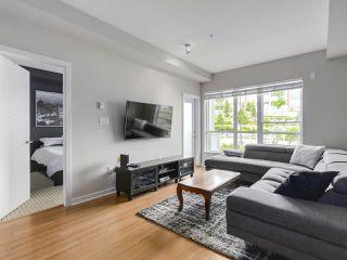 "Photo 1: 209 6440 194 Street in Surrey: Clayton Condo for sale in ""WATERSTONE"" (Cloverdale)  : MLS®# R2270784"