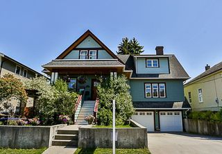 """Main Photo: 302 PRINCESS Street in New Westminster: GlenBrooke North House for sale in """"GLENBROOKE NORTH"""" : MLS®# R2271318"""