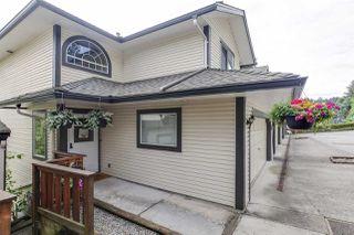 "Main Photo: 39 2561 RUNNEL Drive in Coquitlam: Eagle Ridge CQ Townhouse for sale in ""Camridge Court"" : MLS®# R2280678"