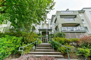 "Photo 1: 412 20110 MICHAUD Crescent in Langley: Langley City Condo for sale in ""REGENCY TERRACE"" : MLS®# R2288617"