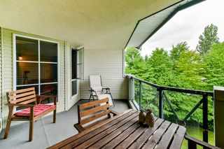 "Photo 14: 412 20110 MICHAUD Crescent in Langley: Langley City Condo for sale in ""REGENCY TERRACE"" : MLS®# R2288617"