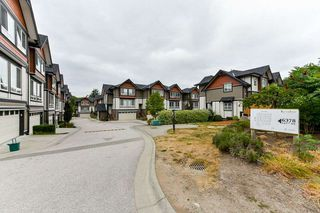 Photo 1: 31 6378 142 Street in Surrey: Sullivan Station Townhouse for sale : MLS®# R2294630