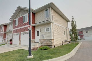 Main Photo: 45 450 MCCONACHIE Way in Edmonton: Zone 03 Townhouse for sale : MLS®# E4129020