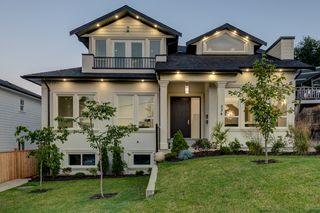 "Main Photo: 334 HOULT Street in New Westminster: The Heights NW House for sale in ""The Heights"" : MLS®# R2311281"