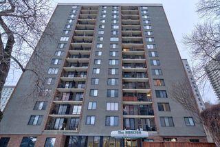 Main Photo: 405 9808 103 Street in Edmonton: Zone 12 Condo for sale : MLS®# E4140589