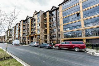 """Main Photo: 317 8157 207 Street in Langley: Willoughby Heights Condo for sale in """"YORKSON"""" : MLS®# R2337689"""