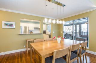 "Photo 6: 402 3788 W 8TH Avenue in Vancouver: Point Grey Condo for sale in ""La Mirada at Jericho"" (Vancouver West)  : MLS®# R2340348"