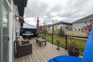Photo 27: 2305 ASHCRAFT CAPE SW in Edmonton: Zone 55 House Half Duplex for sale : MLS®# E4143999