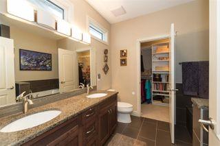 Photo 17: 2305 ASHCRAFT CAPE SW in Edmonton: Zone 55 House Half Duplex for sale : MLS®# E4143999