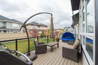 Photo 28: 2305 ASHCRAFT CAPE SW in Edmonton: Zone 55 House Half Duplex for sale : MLS®# E4143999
