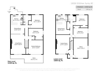 "Photo 14: 13038 & 13040 101B Avenue in Surrey: Cedar Hills House Duplex for sale in ""CEDAR HILLS"" (North Surrey)  : MLS®# R2344630"