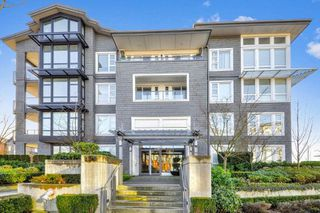 "Photo 3: 307 550 SEABORNE Place in Port Coquitlam: Riverwood Condo for sale in ""FREMONT GREEN"" : MLS®# R2362186"