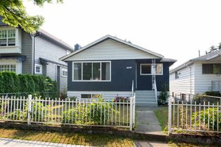 Main Photo: 4995 ELGIN Street in Vancouver: Fraser VE House for sale (Vancouver East)  : MLS®# R2372678