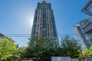 Main Photo: 1606 1188 HOWE Street in Vancouver: Downtown VW Condo for sale (Vancouver West)  : MLS®# R2372707