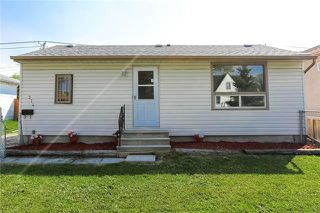 Photo 1: 374 McKay Avenue in Winnipeg: Residential for sale (3F)  : MLS®# 1914128