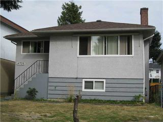 Photo 1: 6720 INVERNESS Street in Vancouver: South Vancouver House for sale (Vancouver East)  : MLS®# R2389572