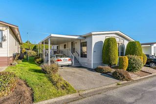 "Main Photo: 49 2303 CRANLEY Drive in Surrey: Sunnyside Park Surrey Manufactured Home for sale in ""Sunnyside Estates"" (South Surrey White Rock)  : MLS®# R2427728"