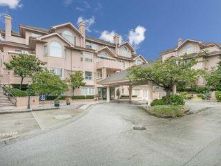 """Photo 1: 108 7600 MOFFATT Road in Richmond: Brighouse South Condo for sale in """"THE EMPRESS"""" : MLS®# R2432780"""