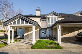 """Main Photo: 28 4748 54A Street in Delta: Delta Manor Townhouse for sale in """"ROSEWOOD COURT"""" (Ladner)  : MLS®# R2436780"""