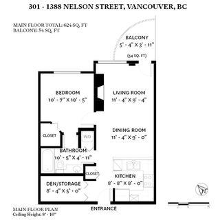 "Photo 16: 301 1388 NELSON Street in Vancouver: West End VW Condo for sale in ""ANDALUCA"" (Vancouver West)  : MLS®# R2444848"