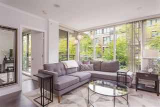 """Photo 3: 113 1483 W 7TH Avenue in Vancouver: Fairview VW Condo for sale in """"Verona of Portico"""" (Vancouver West)  : MLS®# R2458283"""