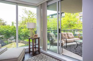 """Photo 18: 113 1483 W 7TH Avenue in Vancouver: Fairview VW Condo for sale in """"Verona of Portico"""" (Vancouver West)  : MLS®# R2458283"""