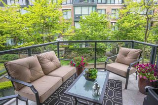 """Photo 20: 113 1483 W 7TH Avenue in Vancouver: Fairview VW Condo for sale in """"Verona of Portico"""" (Vancouver West)  : MLS®# R2458283"""