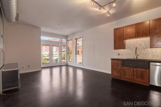Photo 2: DOWNTOWN Condo for rent : 1 bedrooms : 777 6Th Ave #209 in San Diego