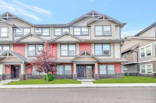 Main Photo: 1002 280 Williamstown Close NW: Airdrie Row/Townhouse for sale : MLS®# A1020339